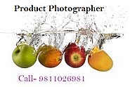 Best Product Photographer in India.