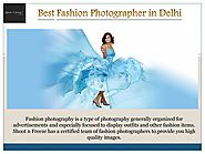Best Fashion Photography Company