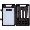 Maxam® 5pc Fishing Cutlery Set