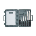 8 Piece Cutlery Set with Cutting Board