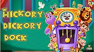 Watch Hickory Dickory Dock Nursery Rhyme Online at Free