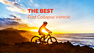 The Best Post Collapse Vehicle - Ready Lifestyle