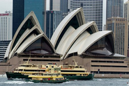 Top attractions in Australia