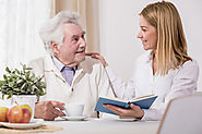 How Home Care Benefits Your Senior Loved One with Dementia