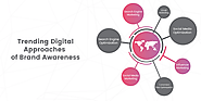 Trending Digital Approaches of Brand Awareness