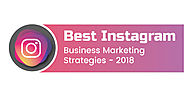 Best Instagram Business Marketing Strategies 2018 - Infographic