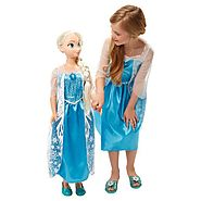 Disney My Size Elena, Elsa, Anna, Rapunzel or Belle Dollls $49 (Black Friday) @ Target