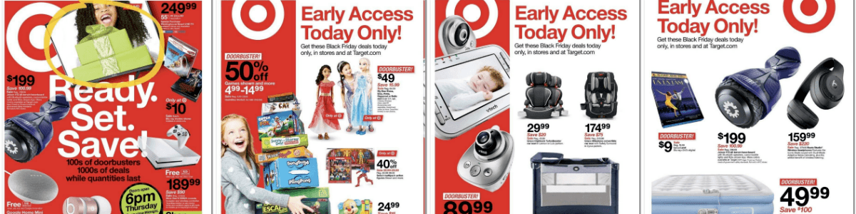 Headline for Target Black Friday Deals 2017