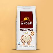 Buy Asbah Power Rice at Very Low Price