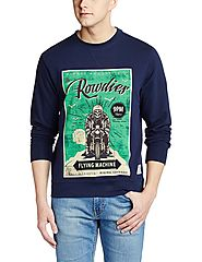 Flying Machine Men's Cotton Sweatshirt