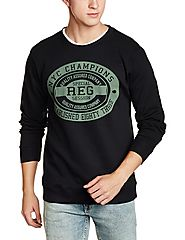 Cloth Theory Men's Regular Fit Cotton Sweatshirt