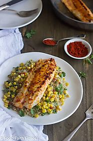 Easy Tilapia Recipe with Cilantro and Lime