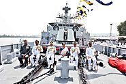 Indian Navy commissions INS Kiltan - 'silent killer on the prowl'