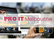 Logo for Web Development Companies Melbourne | PRO IT Melbourne