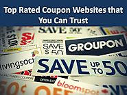 Top Rated Coupon Websites that You Can Trust - Sggreek.com