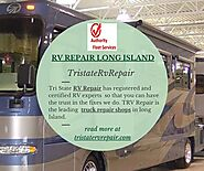 RV Repair Center in New York
