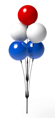 Take The Stress Out Of permanent vinyl balloons