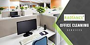 Radiance Space- Professional Office Cleaning Services in Gurgaon