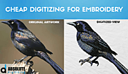 Cheap Digitizing For Embroidery - Absolute Digitizing