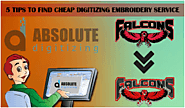 Absolute Digitizing Embroidery Blog — 5 Tips To Find A Cheap Digitizing Embroidery...
