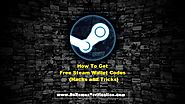 Free Steam Wallet Codes 2017 {Legal Methods} - NoHumanVerification