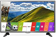 LG 80cm (32 inch) HD Ready LED Smart TV Online | No Cost EMI & Exchange Offer