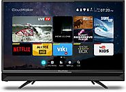 CloudWalker Cloud TV 80cm (31.5 inch) HD Ready LED Smart TV Online | No Cost EMI & Exchange Offer