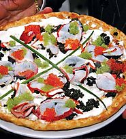 The most Expensive Pizzas in the World