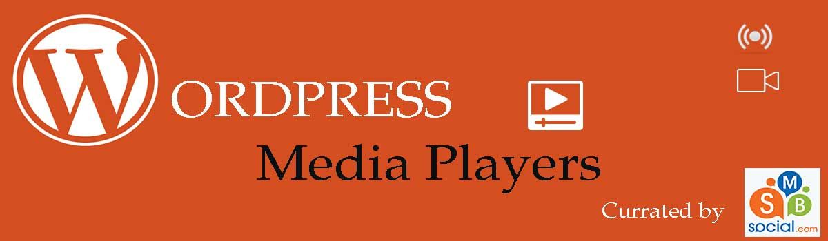 Headline for WordPress Media Players