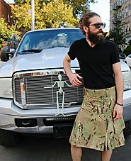 Tactical camo kilts | Fulfil your Desire of Looking unique