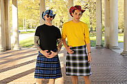 Modern Kilts For Men | Scottish Kilts