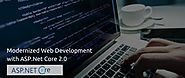 Inspiring the Next Generation of Modern Web Development with ASP.Net Core 2.0
