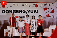 Ayo Dongeng is bringing Indonesian folklore for kids on YouTube