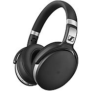 Sennheiser HD 4.50 BT NC Bluetooth Wireless Headphones (Black) with Active Noise Cancellation | Cheap Noise Cancellin...
