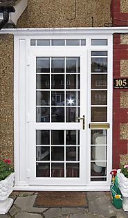 Own the Right Front Door to Enhance Home Security