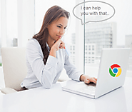 Google Chrome Support Chat