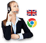 Chrome Customer Tech Support Phone Number for UK