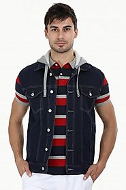 Denim Jacket | Buy Winter Jackets for Men Online India Shopping