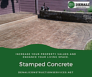 Stamped Concrete Contractors in Albany, NY