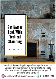 Best Vertical Stamping in Albany