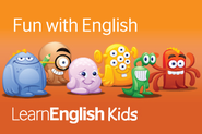 Using LearnEnglish Kids for listening