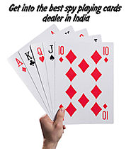 Spy Cheating Playing Cards In Chandigarh India