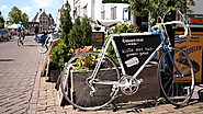 Hotel and Bike with Luggage Service in Holland at a Cheap Price like Nowhere