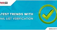 Latest Trends with Email List Verification