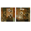 Floral Hanging Wall Art Canvases