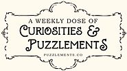 Curiosities and Puzzlements