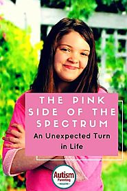 The Pink Side of the Spectrum - Our Unexpected Turn in Life - Autism Parenting Magazine