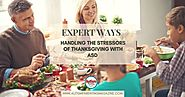 Expert Ways on Handling the Stressors of Thanksgiving with ASD - Autism Parenting Magazine