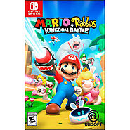 Mario Rabbids + Kingdom Battle from Ubisoft