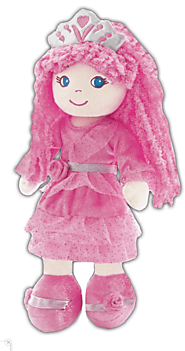 Leila Princess Rag Doll
